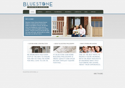 Bluestone Custom Homes